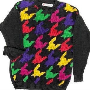 Chaus Vintage 80's Sweater Sz S